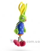 Кролик-колокольчик TinyLove с прищепкой для коврика, коляски, автокресла
