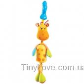 Малыш Жираф ветряной колокольчик Tiny Love