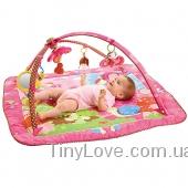 коврик Tiny Love Моя принцесса 5 в 1. (Розовый сафари)