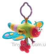 Подвеска для дуги погремушка Бабочка с вибрацией Tiny Smarts Flutterfly