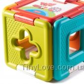 Развивающая игрушка-сортер Куб