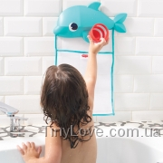Органайзер для ванны Дельфин