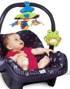 Музыкальная подвеска игрушка с вращением для автокресла - On the Go Musical Mobile