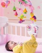 Мобиль на кроватку с пультом Маленькая Принцесса