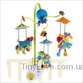 Музыкальная карусель на кроватку ФЕРМА для новорожденных деток (tiny love)