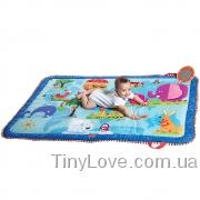 Детский игровой коврик для ползания Мир открытий (150х100)